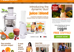 fusion juicer