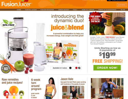 fusion juicer walmart | New Juicer Best Quality 2014
