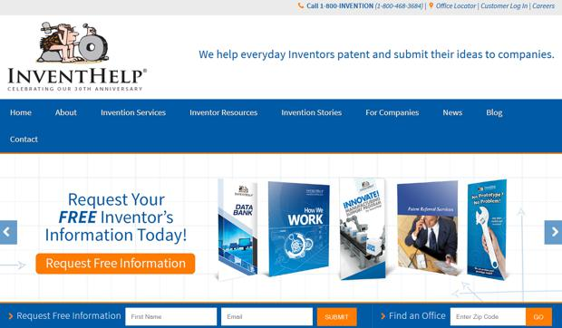 inventhelp reviews Inventhelp, located online at inventhelpcom, is a pennsylvania based company established in 1984 that helps people with an idea for a new product or invention do.