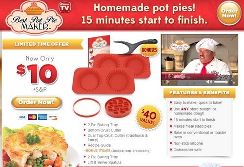 best pot pie maker