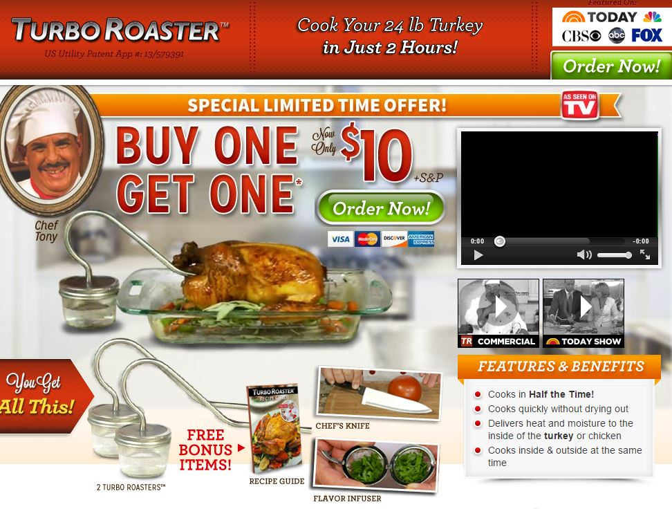 turbo roaster reviews
