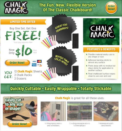 chalk magic review