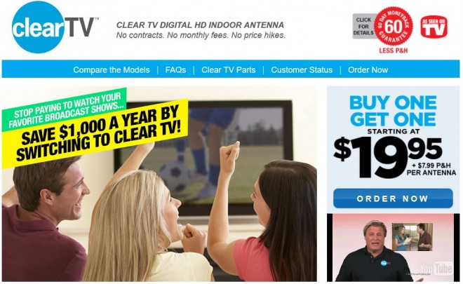 clear tv website december 2015