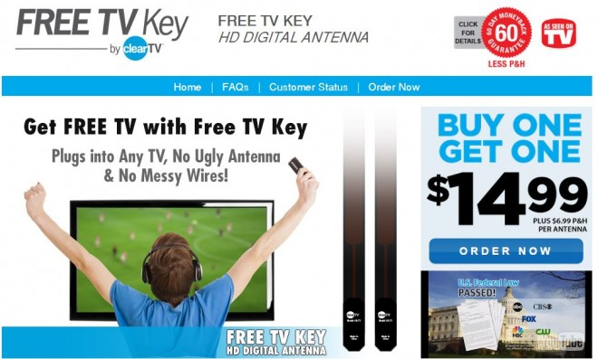 Clear TV Key Review: Free HD TV? - Freakin' Reviews