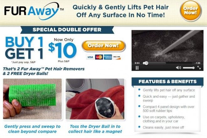 Fur Away Review: Does it Remove Pet Hair? - Freakin' Reviews