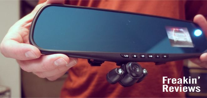 hd mirror cam review