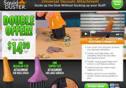 squid duster review