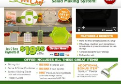 salad chef review