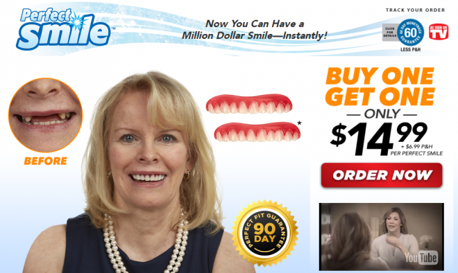 Perfect Smile Teeth review
