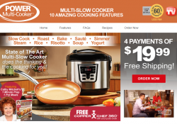 Power Multi-Cooker review