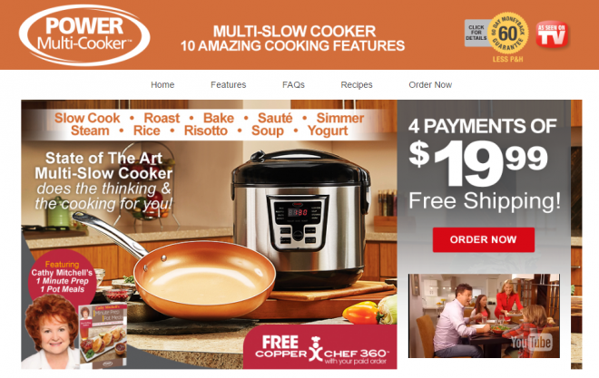 Power Multi-Cooker