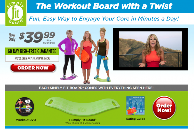 Simply Fit Board