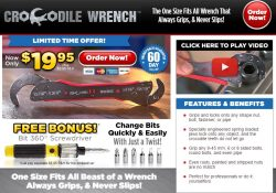 crocodile wrench review