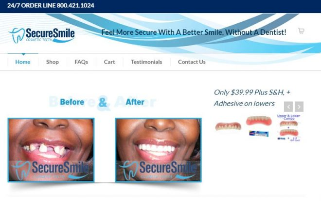 secure smile review
