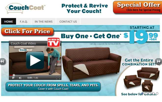 couch coat review