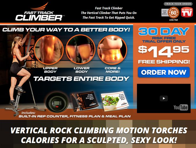 fast track climber review