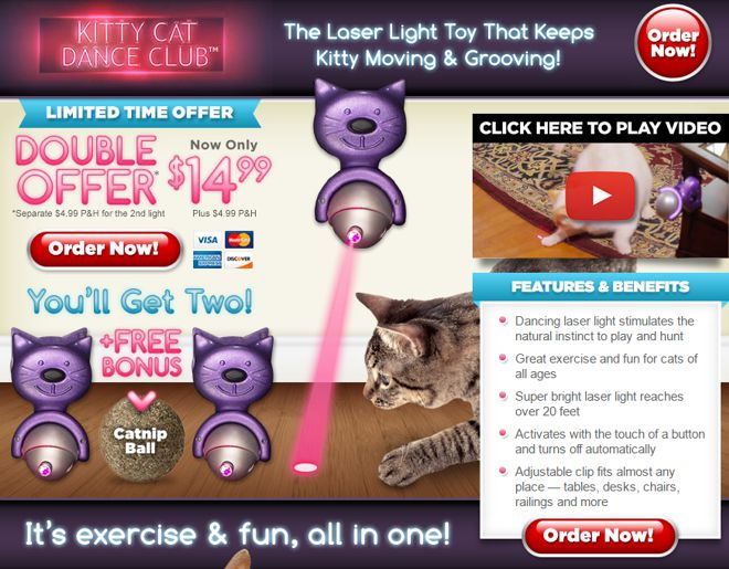 kitty cat dance club review