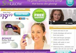 spa glow review