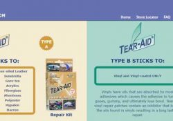 tear-aid review