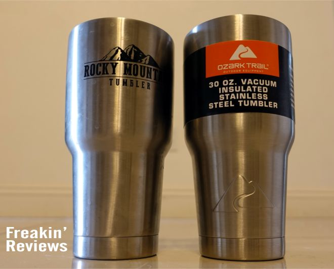 rocky mountain tumbler and ozark trails