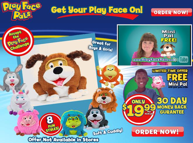 play face pals review