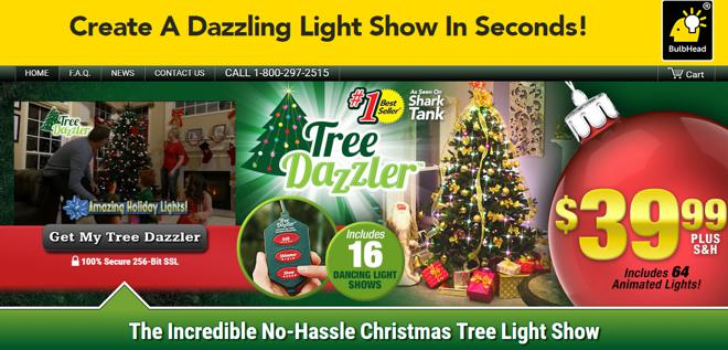 tree dazzler review