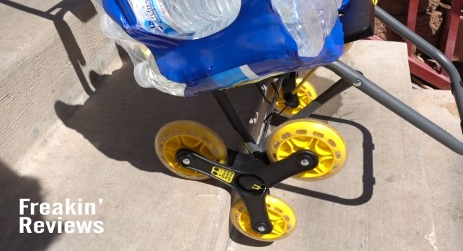 Climb Cart Review: Does This Stair Climbing Cart Work?