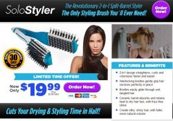 solo styler review