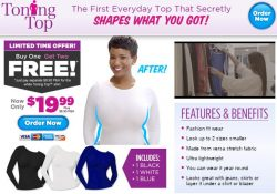 toning top review