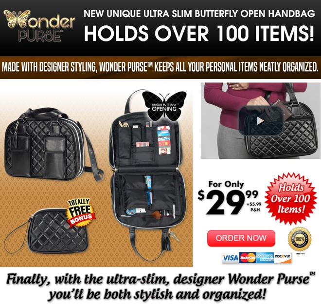 wonder purse review