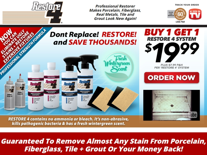 restore 4 review