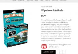 rainbrella review