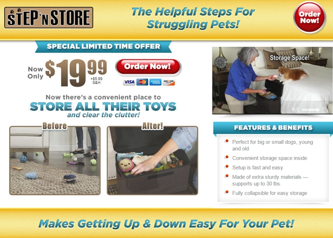 step n store review