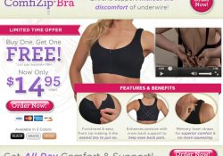 comfizip bra review