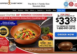 copper chef wok review