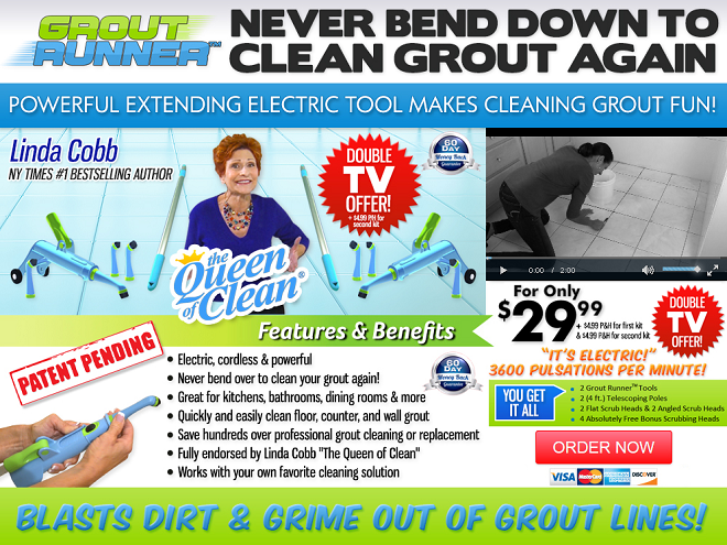 grout runner review
