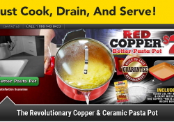 red copper better pasta pot review