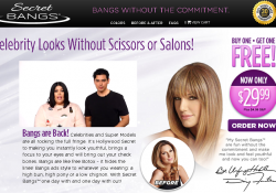 secret bangs review