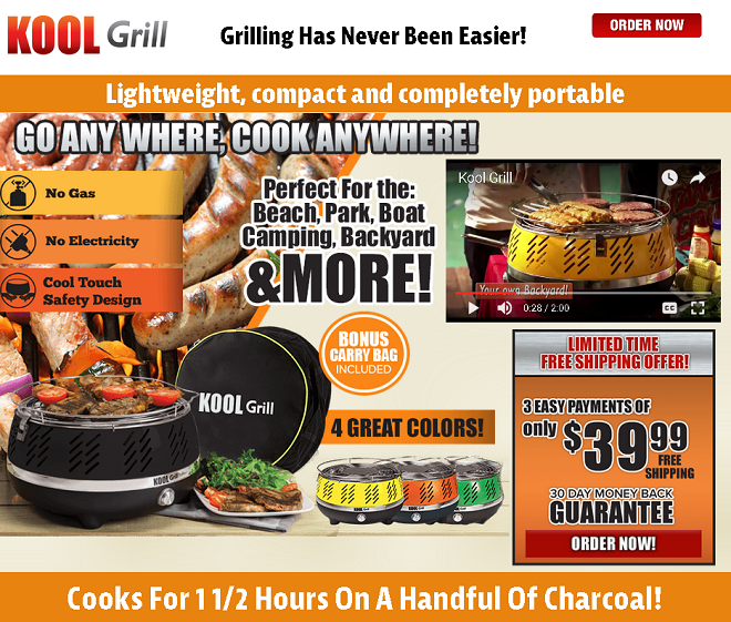 kool grill review