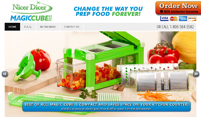 nicer dicer magic cube review slicing made easier freakin 39 reviews. Black Bedroom Furniture Sets. Home Design Ideas