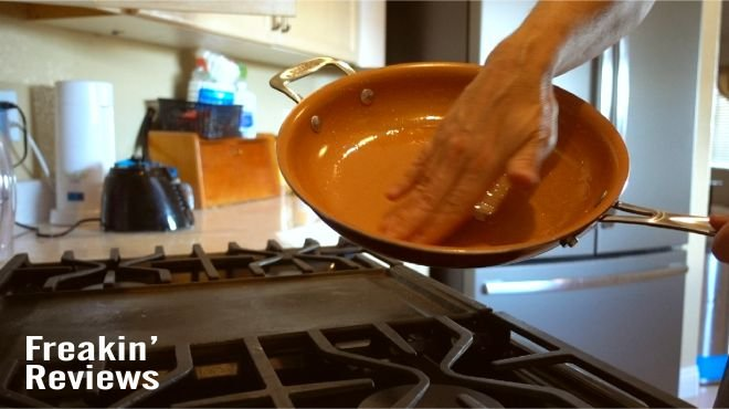 red copper pan review