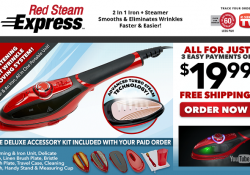 red steam express review