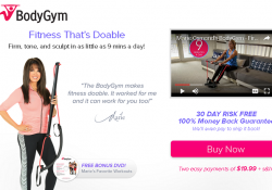 bodygym review