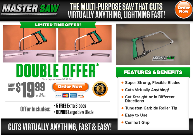 master saw review