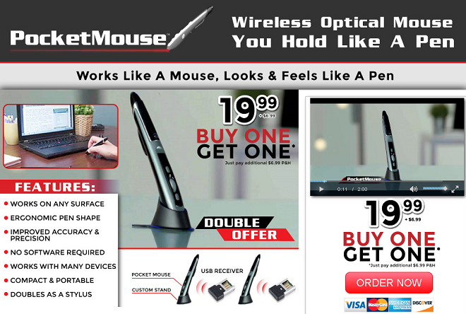 pocket mouse review