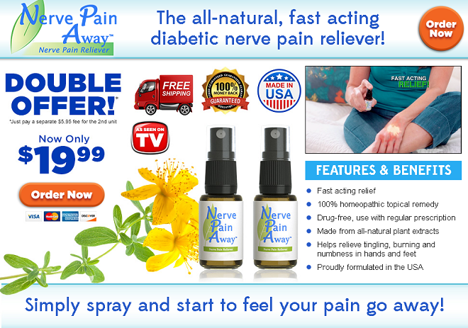 nerve pain away review