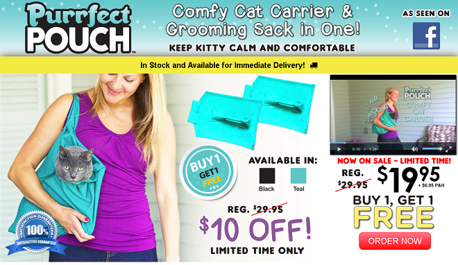 purrfect pouch reviews