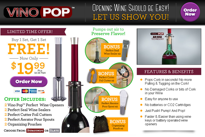 vino pop review