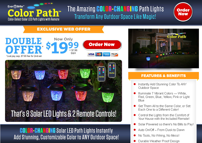 ever brite color path review