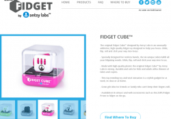 zuru fidget cube review